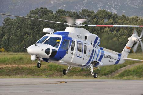 Pesca 1 Helicopter